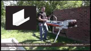 getlinkyoutube.com-Bending Brick Mold Trim