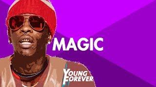"getlinkyoutube.com-Young Thug Type Beat - ""Magic"" | Young Forever Beats"