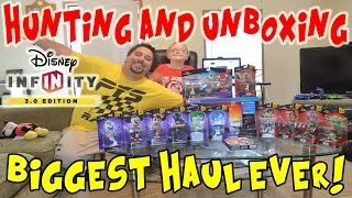 getlinkyoutube.com-One of the biggest Disney Infinity 3.0 Hauls You Will Ever See! Disney Infinity 3 0 Hunting And Unb