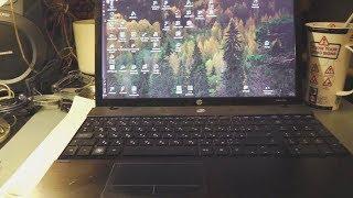 getlinkyoutube.com-Обзор и разборка моего ноутбука HP 4525s
