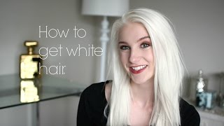 getlinkyoutube.com-How to get White Hair