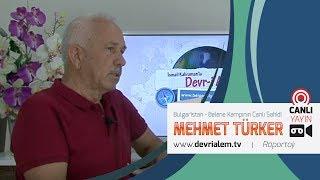 Belene kampının canlı şahidi yazar Mehmet Türker'le söyleşi