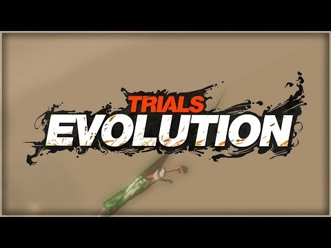 Trials Evolution | Crazy Bailouts (Trials Funny Moments)