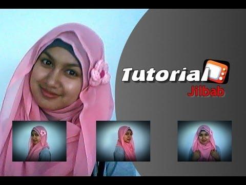 Cara Memakai Jilbab Cantik | Jilbab Segi Empat yang Simple