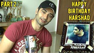getlinkyoutube.com-Harshad Arora Birthday Celebration | Fan Segment