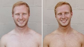 getlinkyoutube.com-Gingers Get Spray Tans For The First Time