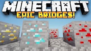 getlinkyoutube.com-Minecraft PVP Minigame: EPIC 3v3v3 BRIDGES! - w/Preston, Vikkstar123 & Justin