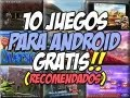 TOP 10 juegos para android RECOMENDADOS | Hills of Glory 3D - Happy Tech