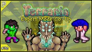 getlinkyoutube.com-The Final Showdown! | Terraria 1.3 Expert Mode Co-Op [Episode 30]