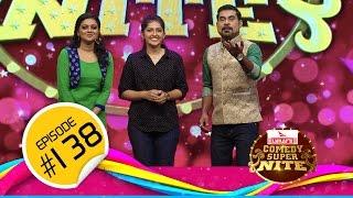 getlinkyoutube.com-Comedy Super Nite with Sanusha | സനുഷ│CSN  #138