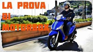 getlinkyoutube.com-Piaggio Medley: la prova di MotorBox