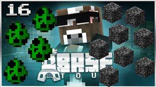 getlinkyoutube.com-Minecraft FACTIONS Base Tour - 2000 PIECES OF BEDROCK!! - Ep. 16 ( Minecraft Base School )