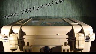 Pelican 1500 Camera Case Look Through Plus My Gear