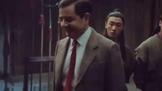getlinkyoutube.com-مستر بن في الصين | Mr bean in China