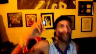 Snoop Dogg Freestyle Webcam