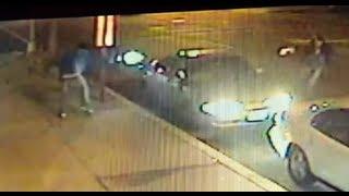 "getlinkyoutube.com-Violent ""Walk Up"" Shooting Caught on video in Asbury Park"