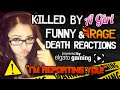 Im Reporting You! Funny Death Reactions Powered by @elgatogaming