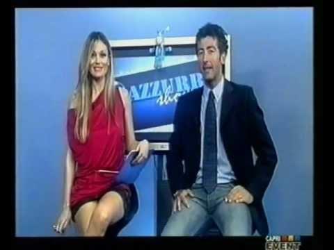 Marica Giannini Azzurro Show 12 Aprile 2012