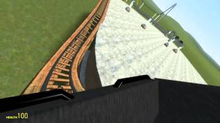 getlinkyoutube.com-GMod Adventures! Lua Rollercoaster Mod