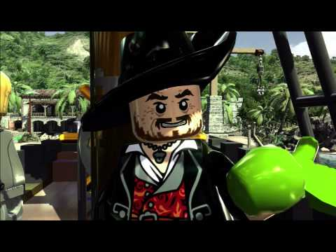 LEGO Pirates of the Caribbean: The Video Game HD trailer - PC PS3 X360