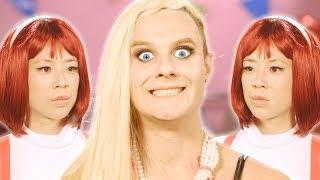 """getlinkyoutube.com-Avril Lavigne - """"Hello Kitty"""" PARODY"""