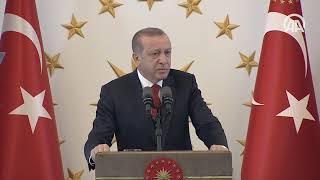 Cumhurbaşkanı Erdoğan: Amerika'yı bir büyükelçi yönetiyorsa yazıklar olsun