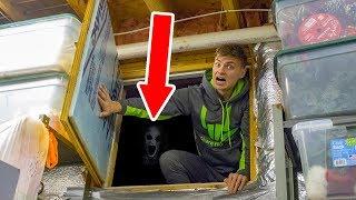 EXPLORING SECRET HIDDEN ROOM!! (HAUNTED) width=