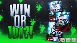 WIN or 101 ?! - Madden Mobile 16