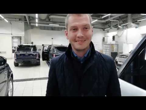 Land Rover Range Rover Sport & SlamStop - установка автодожимов дверей