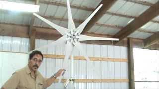 getlinkyoutube.com-Wind turbines for the beginner How to part one by Missouri Wind and Solar