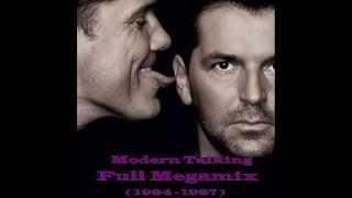 getlinkyoutube.com-Modern Talking Full Megamix (1984 - 1987)