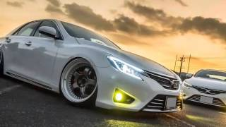 EXART exhaust full system - Toyota Mark X (GRX130/4GR-FSE)