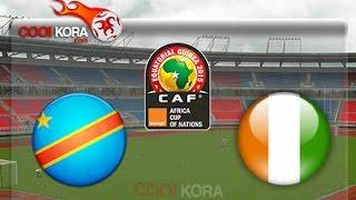getlinkyoutube.com-Côte d'Ivoire vs RD Congo  LIVE   (Commentaires)
