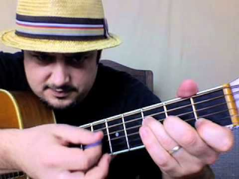 acoustic guitar lesson - how to play let it be - beatles - learn guitar - easy beginner guitar songs