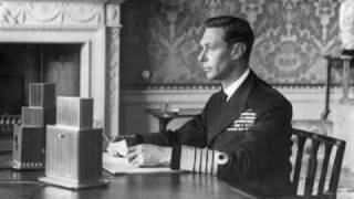 getlinkyoutube.com-The Real King's Speech - King George VI - September 3, 1939