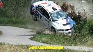 getlinkyoutube.com-best of crashes vol 4 - 2012 - www.rallyvideo.prv.pl - dzwony kjs crash rally hd