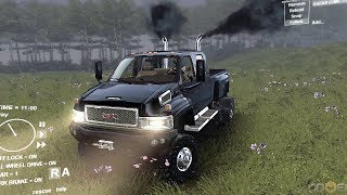 Spintires - Transformers