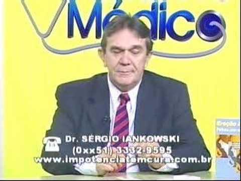 2 parte exame Médico com Sergio Iankowski - Impotencia