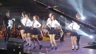 getlinkyoutube.com-(Fancam) 150110 T-ara Lovey Dovey @ Fan Meeting in Viet Nam