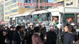 getlinkyoutube.com-Bursaspor taraftarları İstanbul'da bdp mitingini bastı !