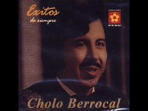 Cholo Berrocal - Mi pobreza
