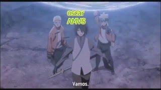getlinkyoutube.com-Boruto,Naruto,Sasuke y Kages vs Kinshiki y Momoshiki AMV buruto The Movie Silhouette Kana Boon