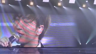 getlinkyoutube.com-[Fancam] Lovely Leeteuk saying goodbye and crying - Paris