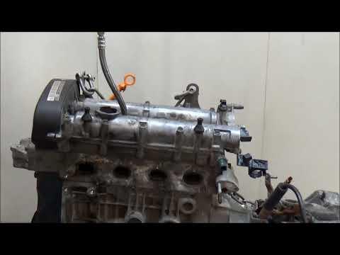 Расположение фильтра двигателя в SEAT Toledo