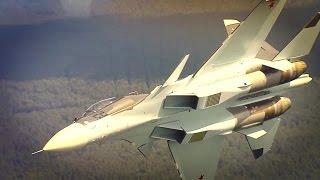 getlinkyoutube.com-Irkut Corporation - Su-30SM Multi-Role Fighter With Naval Capabilities [1080p]