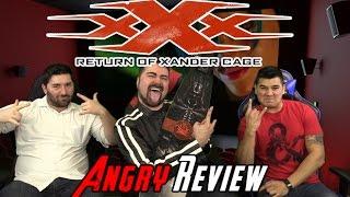getlinkyoutube.com-xXx: Xander Cage Angry Movie Review