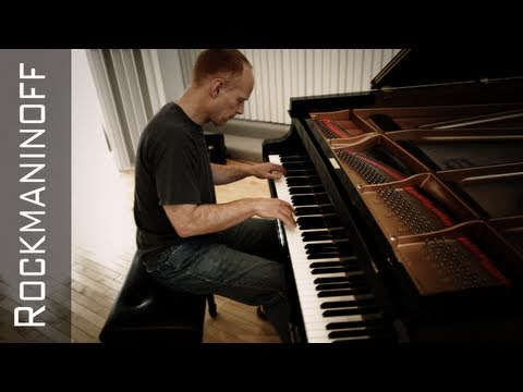 Jon Schmidt - Rock meets Rachmaninoff - (remix of Rockmaninoff with piano focus)