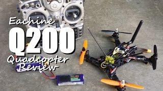 getlinkyoutube.com-Eachine Q200 Quadcoter Parts, Assembly, & Review
