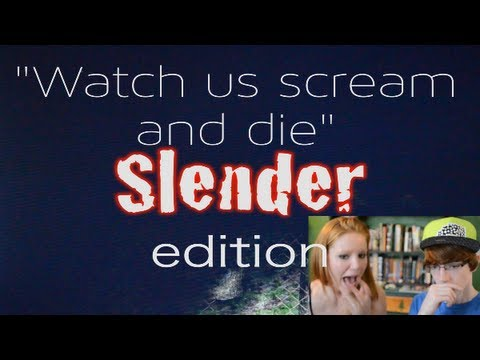 Watch Us Scream & Die - Slender Edition (feat. Sam)