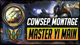 COWSEP MASTER YI MONTAGE Best Master Yi